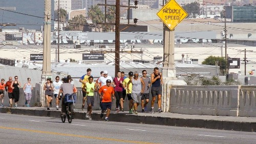 Review: Documentary 'Skid Row Marathon' inspires in the long run