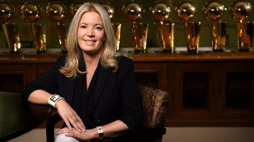 The Sports Report: Jeanie Buss shows everyone who's the boss