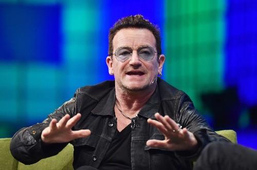 Bono: Don't blame Spotify