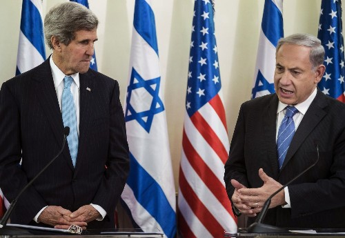 Kerry draws fire for reported comment about 'apartheid' and Israel - Los Angeles Times