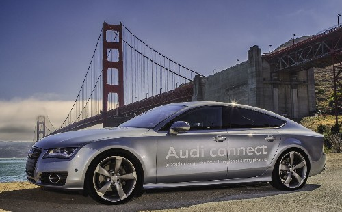 Audi gets first permit to test self-driving cars on California roads