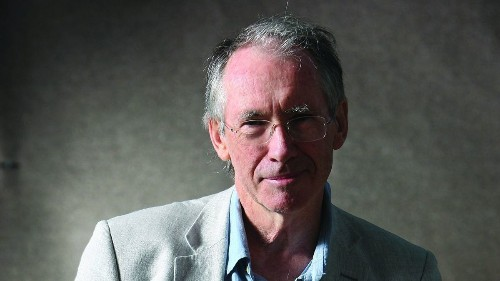Q&A: Ian McEwan on how 'Machines Like Me' reveals the dark side of artificial intelligence