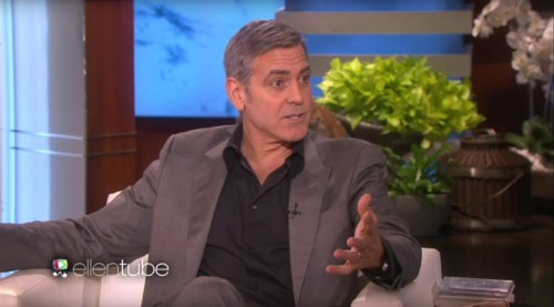 George Clooney recounts his bungled proposal to Amal: 'I'm 52 and I could throw out my hip pretty soon' - Los Angeles Times