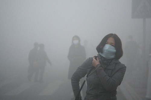 1 in 8 deaths linked to air pollution, World Health Organization says