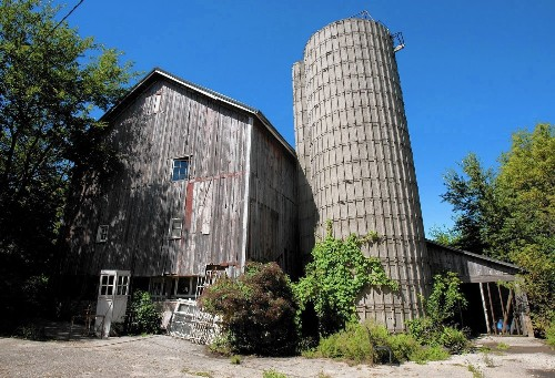 With barns disappearing in Midwest, a preservation movement rises - Los Angeles Times