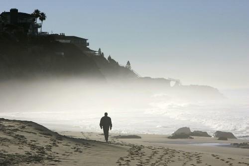 Tiny plants on ocean's surface help build clouds, research shows - Los Angeles Times