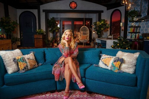 Busy Philipps is throwing a party. You're invited
