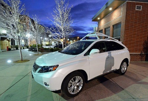 Self-driving cars could keep seniors in the driver's seat - Los Angeles Times