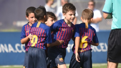 FC Barcelona's youth academy searches for soccer's next Messi