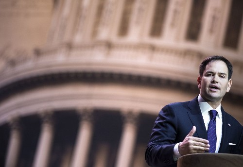 Florida Sen. Marco Rubio outlines his vision for economic growth