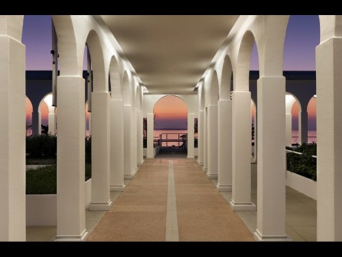 Italy: Plush new JW Marriott island resort in Venice opens early - Los Angeles Times