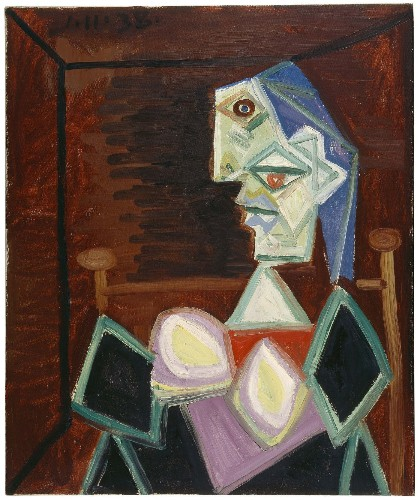 Bellagio Gallery of Fine Art has a Picasso never seen by the public