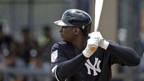 MLB notes: Didi Gregorius has two hits in first game since Tommy John surgery