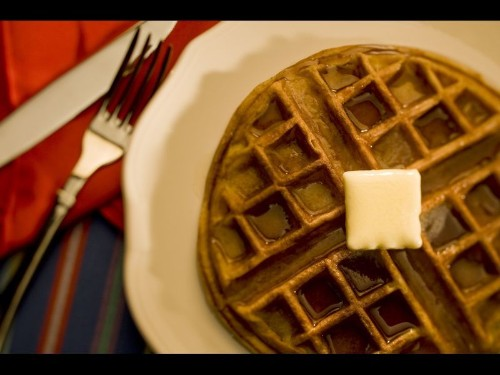 6 great waffle recipes for breakfast, dinner, anytime - Los Angeles Times
