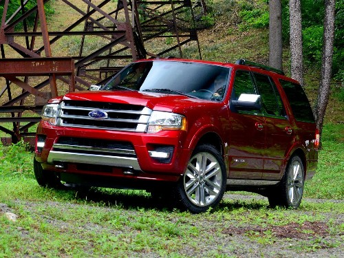 Ford announces refreshed full-size 2015 Expedition SUV, drops V-8 - Los Angeles Times