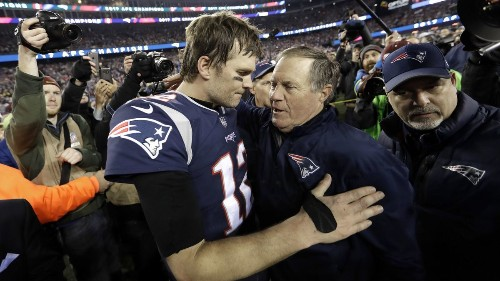 Haughty, hated Patriots are football's perfect villains
