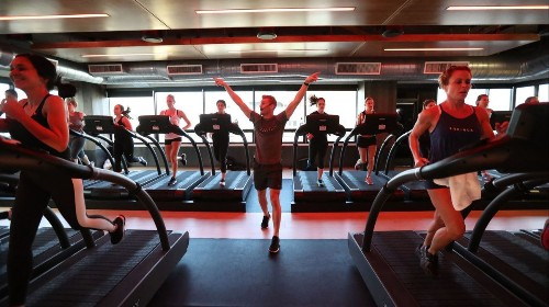 Despite SoCal's perfect weather, the hottest workout is treadmill running