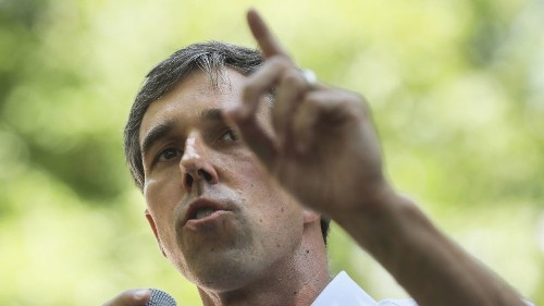 Beto O'Rourke says he had a relative who owned slaves