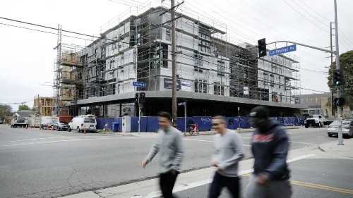 A little-noticed zoning twist is set to spark a home-building boom in L.A.