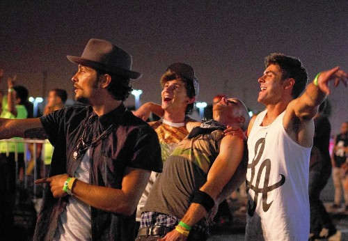 Why the Zac Efron EDM movie 'We Are Your Friends' is more 'Foxes' than 'Saturday Night Fever'