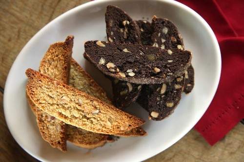 Culinary SOS: How to make the almond, and hazelnut chocolate orange biscotti from Deer Valley Resort - Los Angeles Times