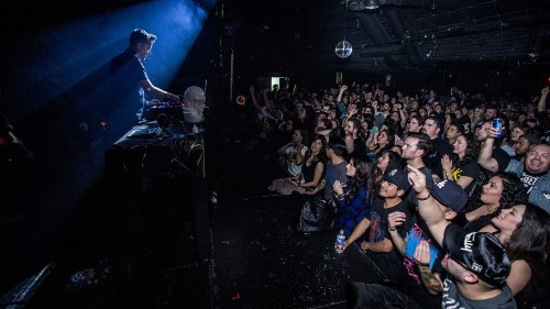 Live Nation buys owner of Echoplex and the Regent in a wave of acquisitions