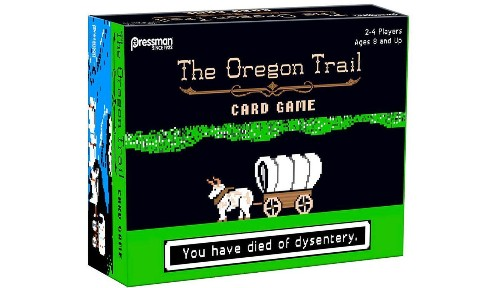 Watch out for dysentery: 'Oregon Trail' computer game returns as a card game - Los Angeles Times