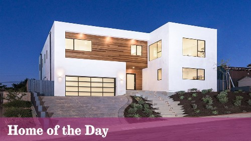 Home of the Day: Wide open spaces in Westchester - Los Angeles Times