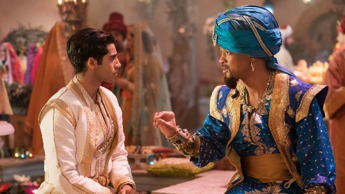 Review: While far from vital, 'Aladdin' isn't the disastrous Disney-Will Smith remake you feared