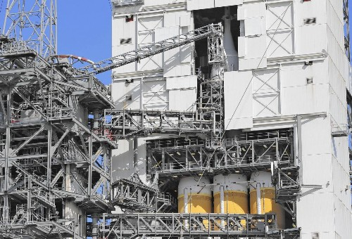 NASA set to launch Orion spacecraft, paving way for human Mars visit