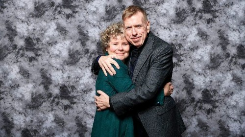 Longtime friends Timothy Spall and Imelda Staunton relished pairing up for 'Finding Your Feet'