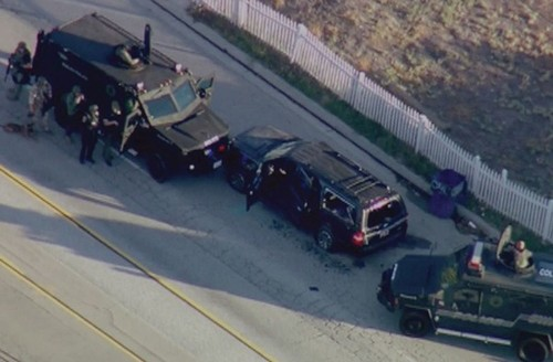San Bernardino may change minds on police use of surplus military equipment