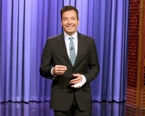About those Jimmy Fallon drinking-problem rumors ...