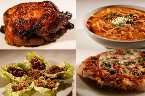 From one rotisserie chicken, 25 ideas for dinner - Los Angeles Times