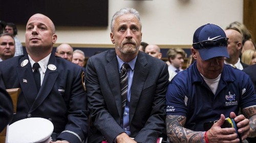 Jon Stewart just reminded us how outrage is supposed to work