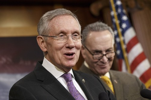 With Schumer endorsement, Democrats hope to avoid leadership fight - Los Angeles Times
