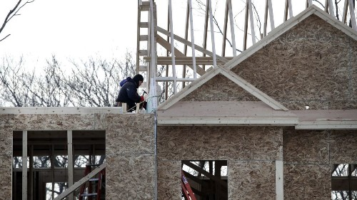 U.S. housing starts drop to lowest level in two years amid affordability concerns