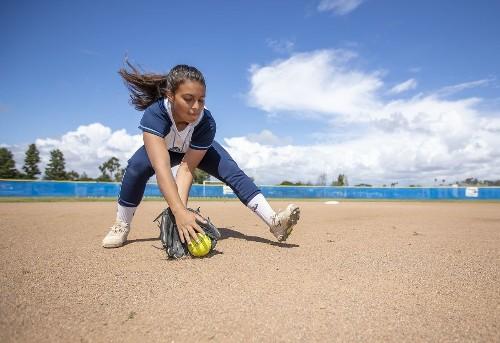 High School Female Athlete of the Week: Sydney Walls does whatever CdM softball needs