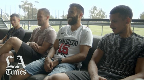 LAFC dads share new and old fatherhood lessons