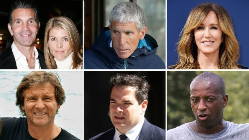 Powerful parents lose jobs, face backlash over college admissions scandal
