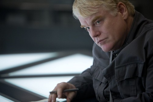 Late actor Philip Seymour Hoffman has small but memorable turn in 'Hunger Games: Mockingjay - Part 2' - Los Angeles Times