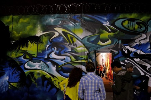 Google Cultural Institute database wants to give street art permanence
