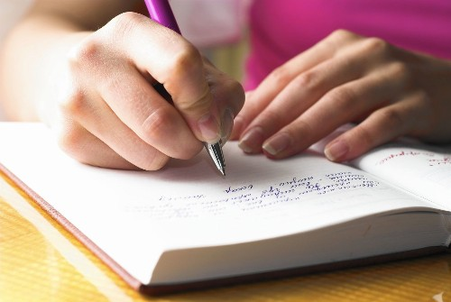 How the ancient art of writing therapy can help you create a brighter future