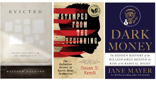 Stellar nonfiction chosen by the National Book Critics Circle