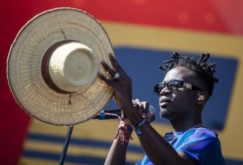 Mr. Eazi and Burna Boy highlight the rise of afrobeats at Coachella