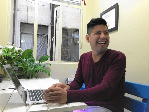 Raised in the U.S. without legal status, he attains the American dream — in Mexico