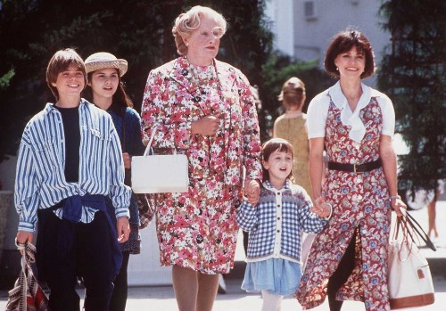 Robin Williams leaves behind films small and large