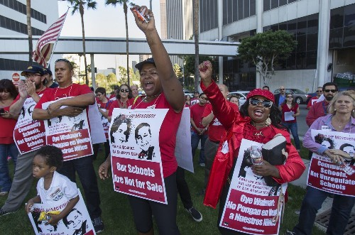It's time to stop the whining about charter schools - Los Angeles Times