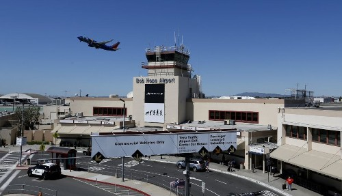Burbank voters may decide issue of replacement terminal at Hollywood Burbank Airport