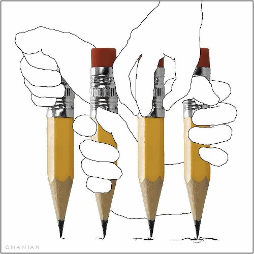 Standardized tests don't help us evaluate teachers